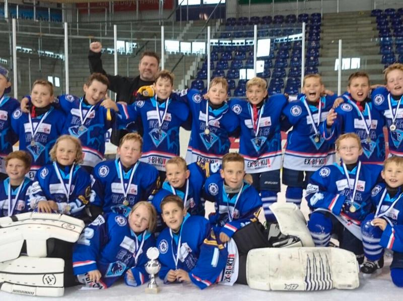Straubinger Bambini Cup 2015 1.Platz Kleinstschüler I
